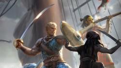"""Pillars of Eternity 2: Deadfire """"Открытие последних уровней мощи для мультикласса для версии игры 5.0"""""""