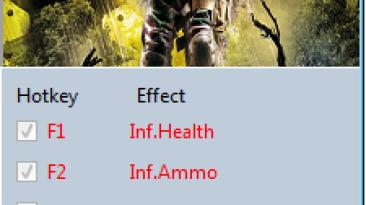 Sniper ~ Ghost Warrior 2: Трейнер/Trainer (+6) [3.4.4.6290] {MrAntiFun}