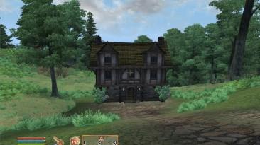"TES 4: Oblivion ""Маленький домик"""