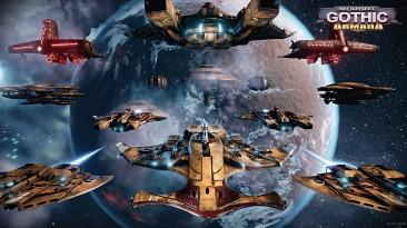 Империя Тау появится в Battlefleet Gothic: Armada