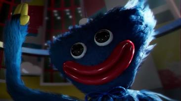 Poppy Playtime - хоррор-головоломка, действие которой происходит на заброшенной фабрике игрушек