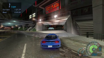 "Need for Speed: Underground ""Free Roam Mod Beta 2.0"""