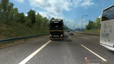 Euro Truck Simulator 2 - Перевозка крана на Volvo 2012