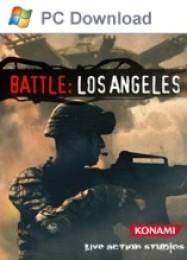 Обложка игры Battle: Los Angeles - The Videogame
