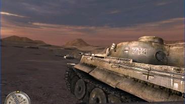 """Call of Duty 2 """"Истребитель танков"""""""
