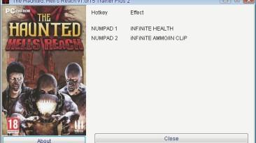 The Haunted - Hell's Reach: Трейнер/Trainer (+2) [1.0r15: 32 Bit] {GRIZZLY/PlayGround.ru}