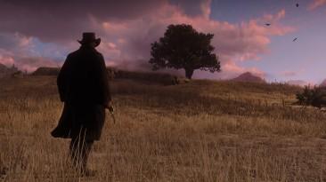 """Red Dead Redemption 2 """"Ускоренный бег и ходьба"""""""