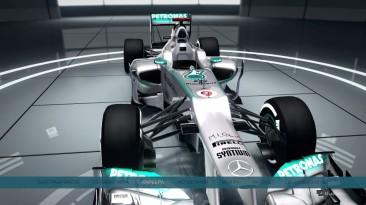 """F1 2012 """"F1 2012Mercedes AMG Petronas W-04 (2HD)"""""""