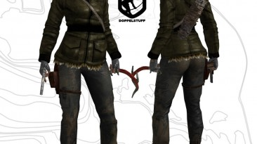 "Rise of the Tomb Raider ""Текстуры для Лары ROTTR"""