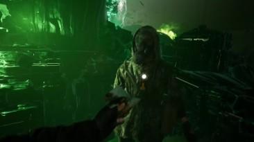 Новый геймплейный трейлер Chernobylite - взрыв Чернобыльской АЭС