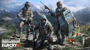 В Tom Clancy's Ghost Recon Phantoms выйдет тематическое дополнение на тему Far Cry 4
