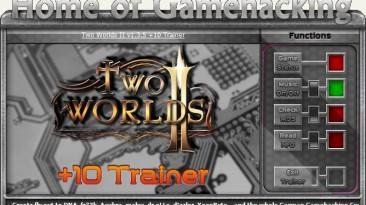 Two Worlds 2: Трейнер/Trainer (+10) [1.3.7: DX9 & DX10] {sILeNt heLLsCrEAm / HoG}