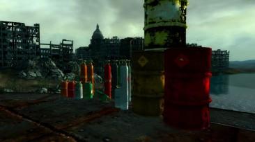 """Fallout 3 """"Взрывоопасные объекты на Пустоши"""""""