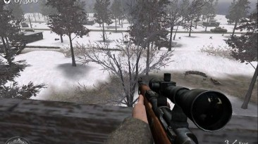 """Call of Duty 2 """"Карта - Ardennes Forest"""""""