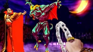 """Doom """"Мод превратить игру в Castlevania"""""""