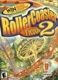 Обложка игры RollerCoaster Tycoon 2