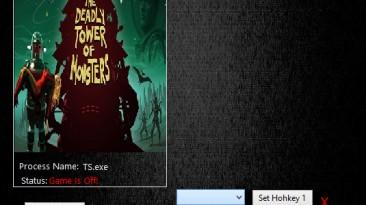 The Deadly Tower of Monsters: Трейнер/Trainer (+2) [1.00] {MrAntiFun}