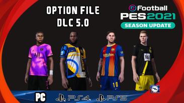 """PES 2021 """"PESunites Опшин v10 PS4/PS5"""""""
