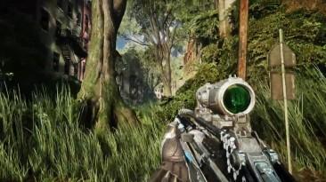 Демонстрация Reshade с трассировкой в Crysis 3