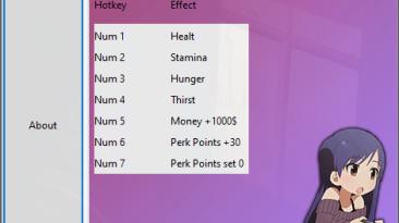 Bum Simulator: Трейнер/Trainer (+6) [v. 1.08.26.g] {SiriusXQ}