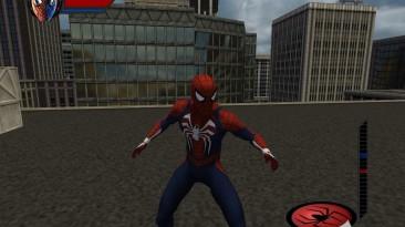 """Spider-Man: The Movie Game """"Spider-Man PS4"""""""