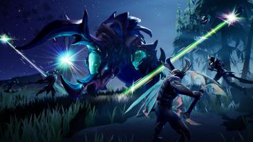 Анонс нового оружия для Dauntless