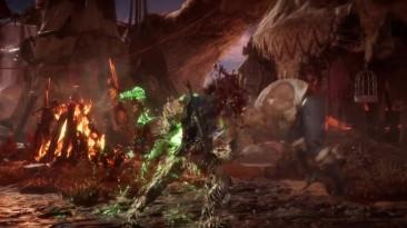 Скрытые Скины, Ночной Волк в Сюжете Mortal Kombat 11