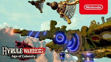 Стала доступна демоверсия Hyrule Warriors: Age of Calamity