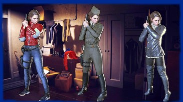 "Resident Evil 3 ""Набор костюмов для Джил"""