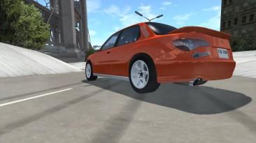 "BeamNG.drive ""Мод добавляет карту Либерти Сити из GTA 3"""