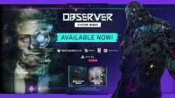 Киберпанк-хоррор нового поколения - Observer: System Redux вышел на ПК и Xbox Series X