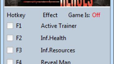 Company of Heroes: Трейнер/Trainer (+7) [2.700.2.42 B] {MrAntiFun}