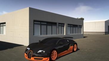 """Crash Time 4 """"Bugatti Veyron super sport V3.0 """""""