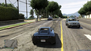 "Grand Theft Auto 5 ""улучшенная графика и оптимизация игры"""