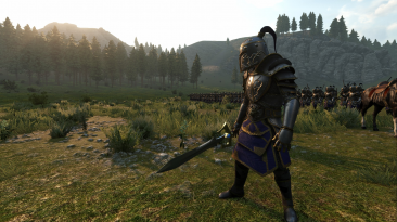 "Mount & Blade 2: Bannerlord ""Мир World of Warcraft"""