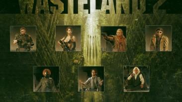 """Wasteland 2 """"Небольшой пак портретов MGS V TPP (Custom Portraits pack)"""""""