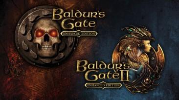 На Nintendo Switch состоялся релиз Baldur's Gate and Baldur's Gate II: Enhanced Editions