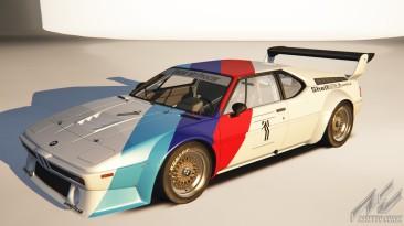 "Assetto Corsa ""BMW M1 DRM"""