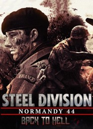 Обложка игры Steel Division: Normandy 44 - Back to Hell