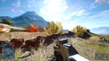 Весёлые и случайные моменты Battlefield 4