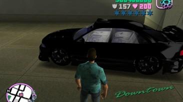 "Grand Theft Auto: Vice City ""Audi S8"""