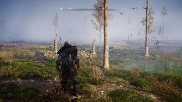 """Assassin's Creed: Valhalla """"Удаление блюра"""""""