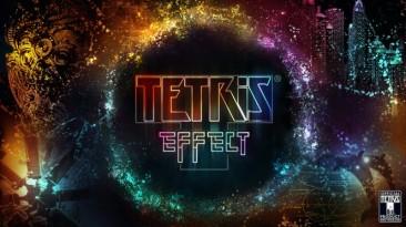 Для запуска EGS-эксклюзива Tetris Effect в VR-режиме требуется SteamVR