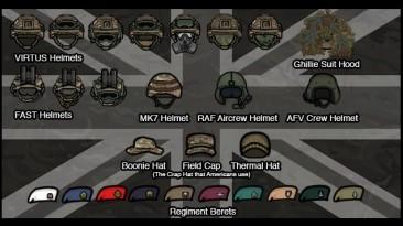 "RimWorld ""[CP] British Military Kit (1.0)"""