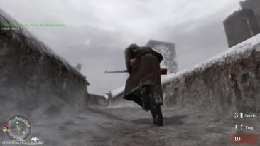 Call of Duty 2 | Миссия кампании Ветеран | Геймплей