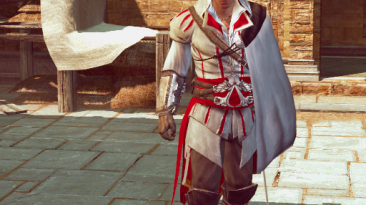 """Assassin's Creed 2 """"White Suit"""""""