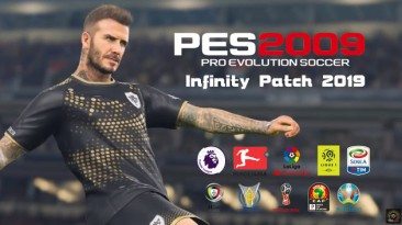 "PES 2009 ""Infinity Patch 2019"""