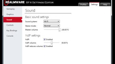 BF4 Settings Editor is 1.1