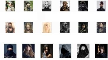 """ATOM RPG """"Портреты вашему кадету"""""""