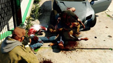 "Grand Theft Auto 5 ""Roadkill [.NET] 1.5 - Улучшенные эффекты при наезде на пешеходов"""